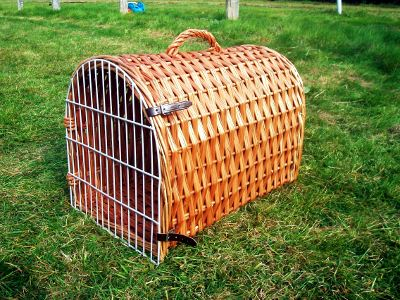 Willow kennel carrier