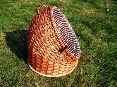Animal beehive-shaped carrier
